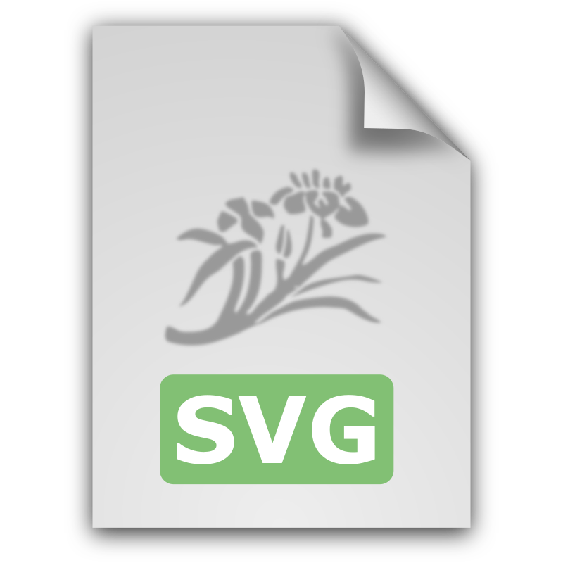 SVG Document Icon