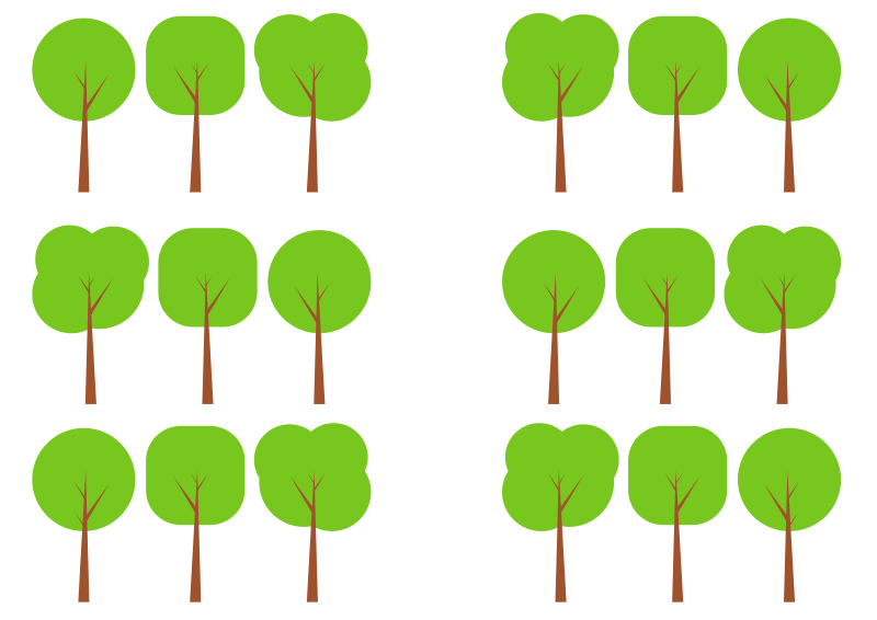 Three Tree