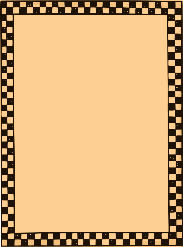 Checker Board Frame