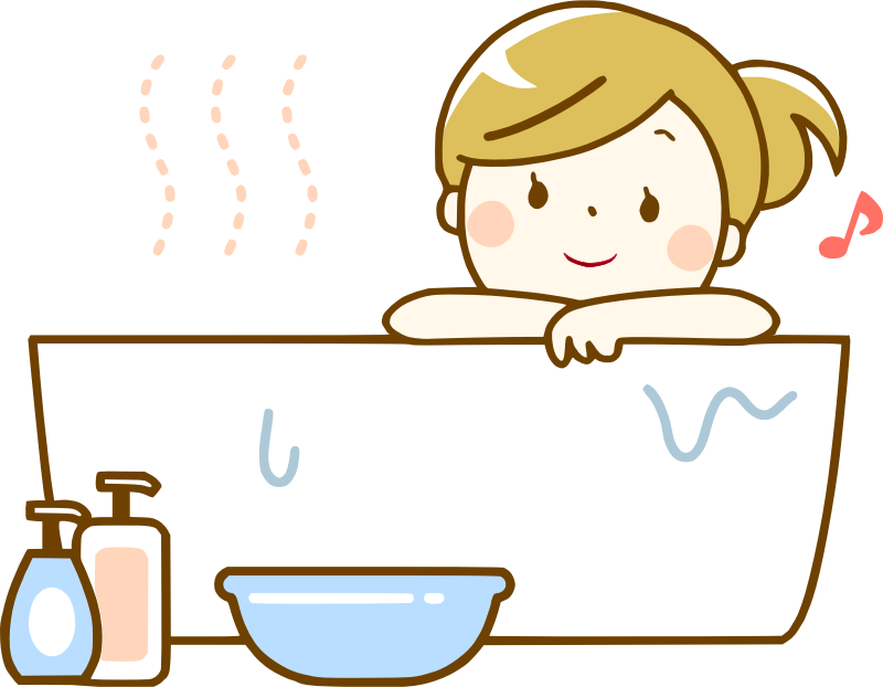 Happy Bath Day (#3) - Animation