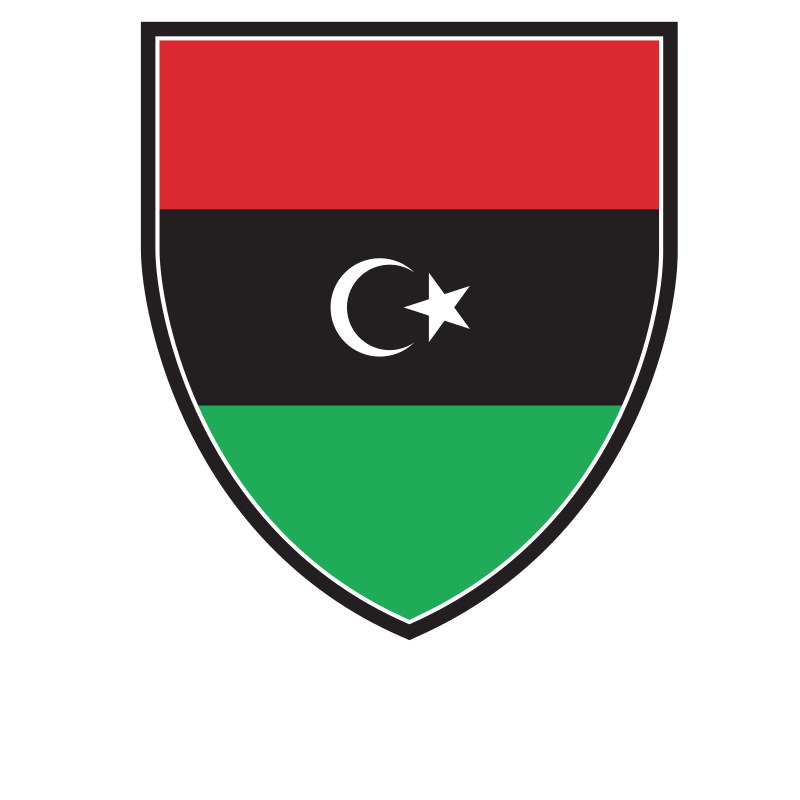 Libya flag coat of arms