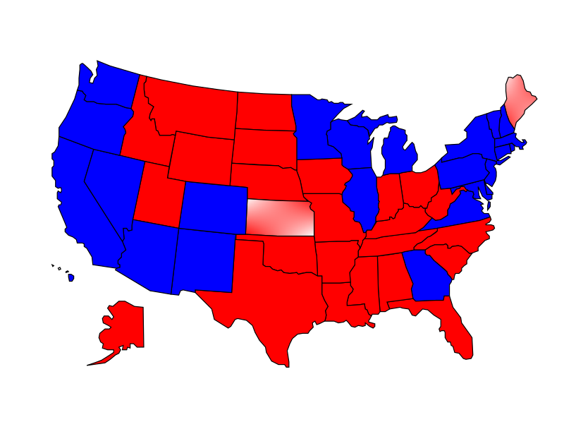 2020 USA Presidential Election Results