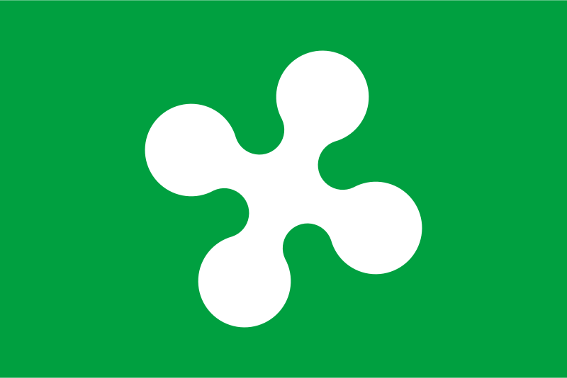 Flag of Lombardy