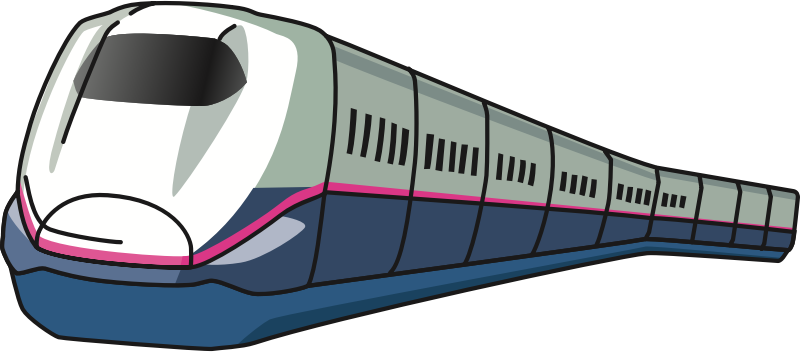 Shinkansen E2 Train