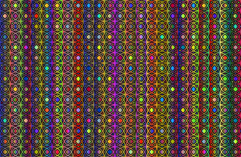 AnnaHang Pattern Polyprismatic