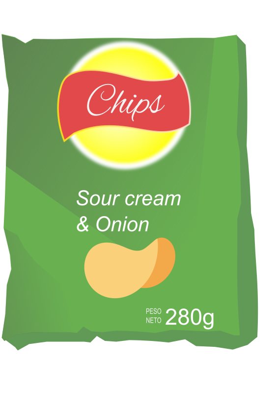 Bag of Crisps 2