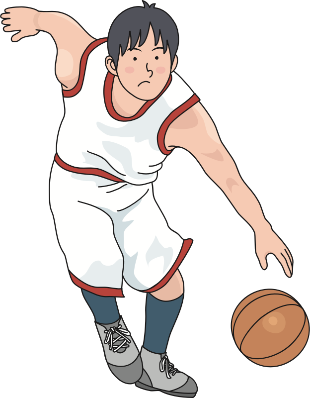 Basketball Player (#4)