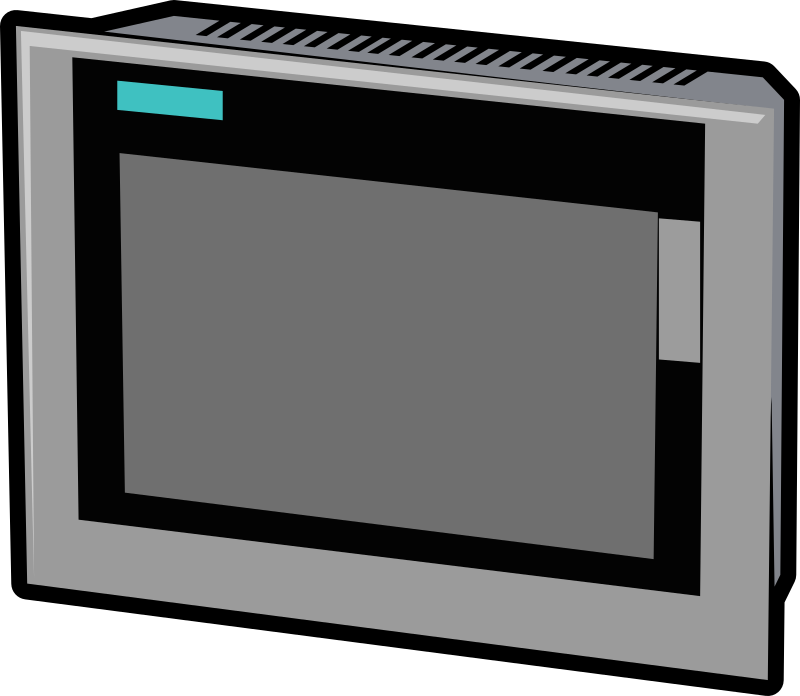 IHM touch siemens model