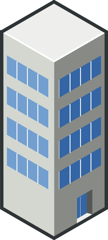 isocity blue tower II