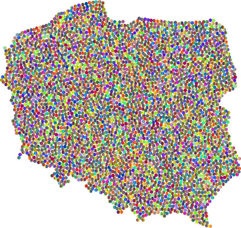 Poland Dots Polyprismatic