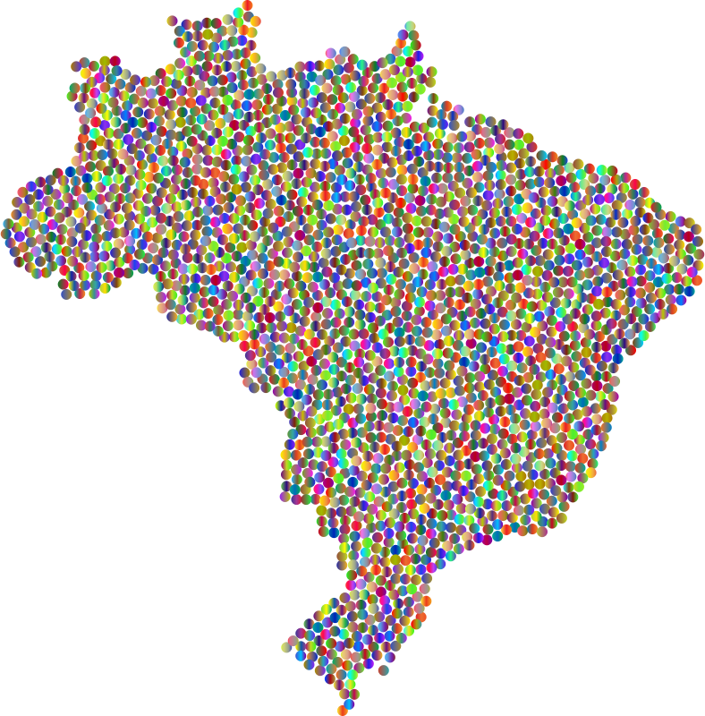 Brazil Dots Polyprismatic