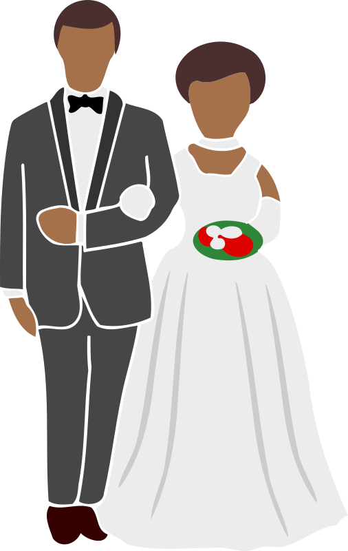 Bride and Groom - Alternative Version