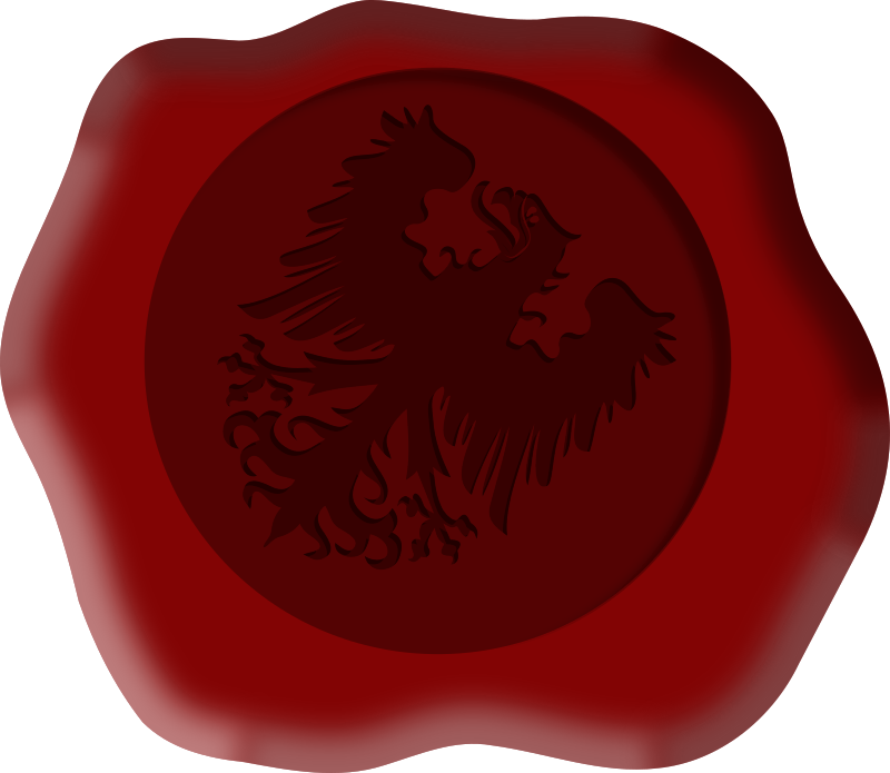 wax seal eagle