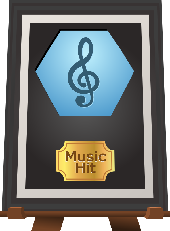 Music Hit Trophy