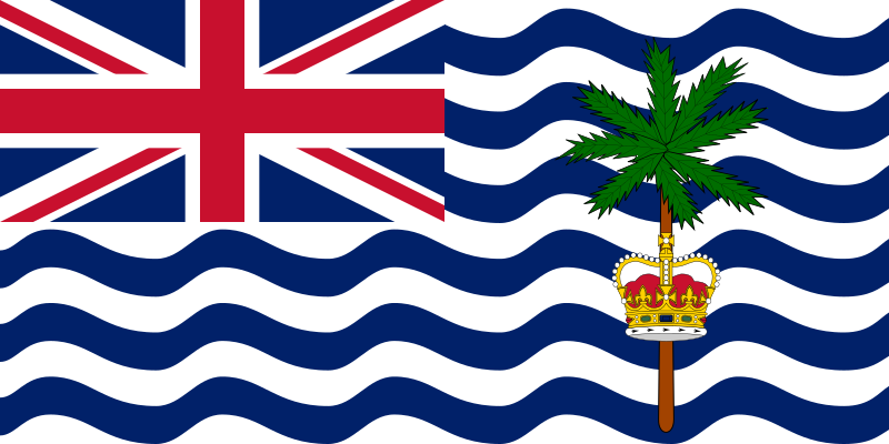 British Indian Ocean Territory UK - New Version
