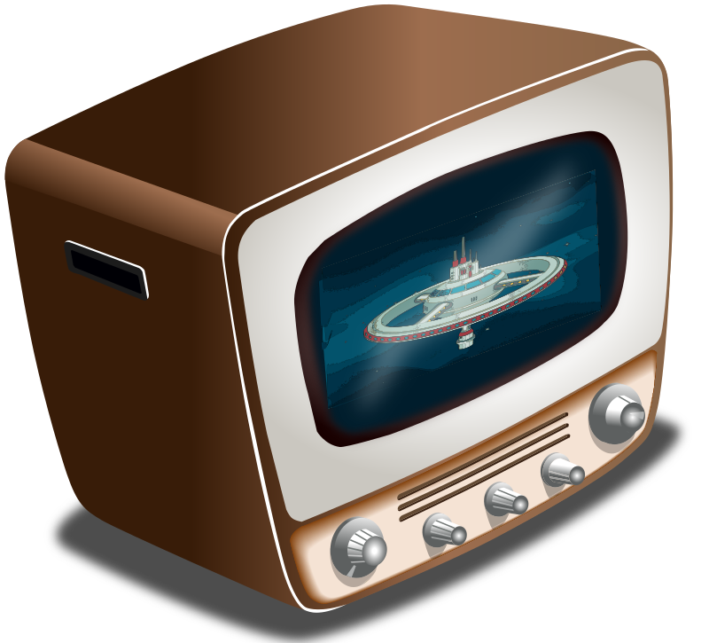 Scifi on Vintage TV