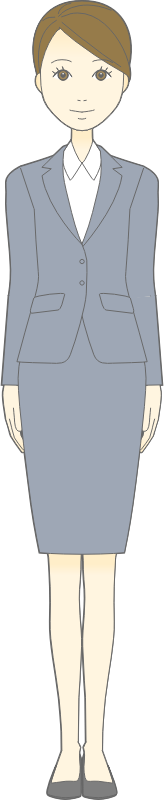 Tall Business Woman (#1)