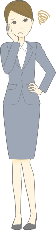 Tall Business Woman (#4)