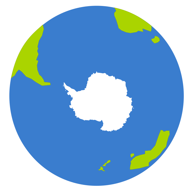 Antarctica on Earth