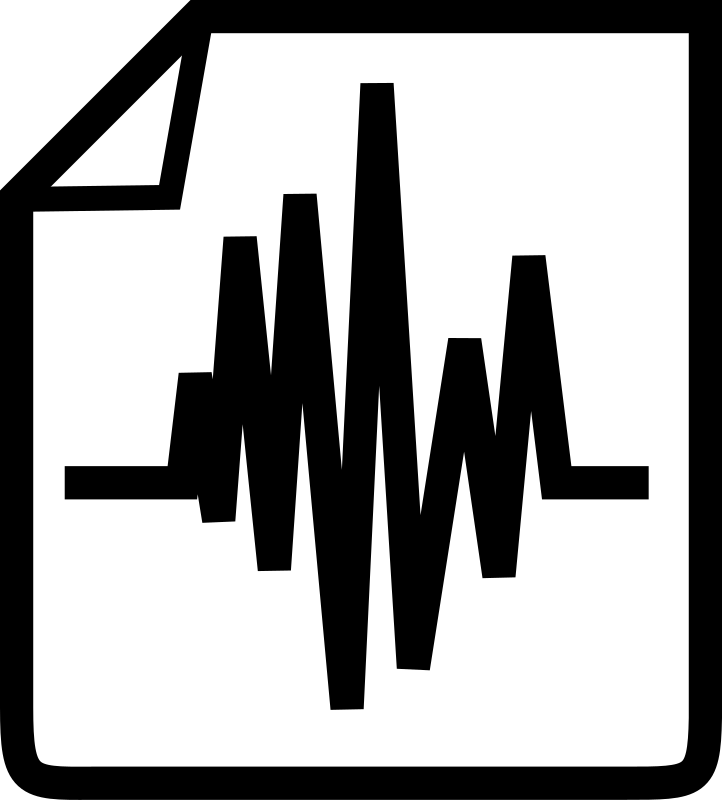 Sound File Icon