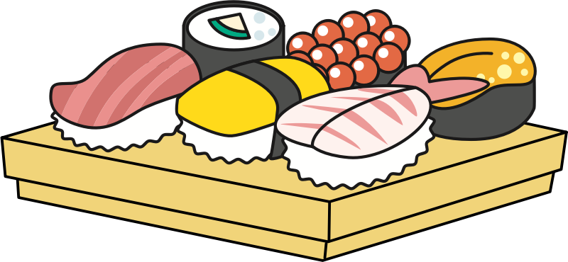 Sushi Assortment (#5)