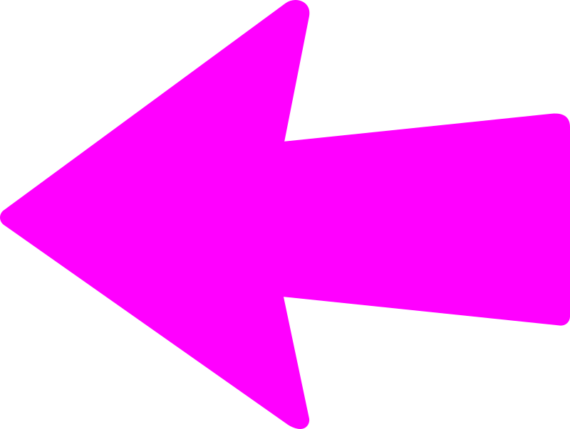 Hot Pink Arrow