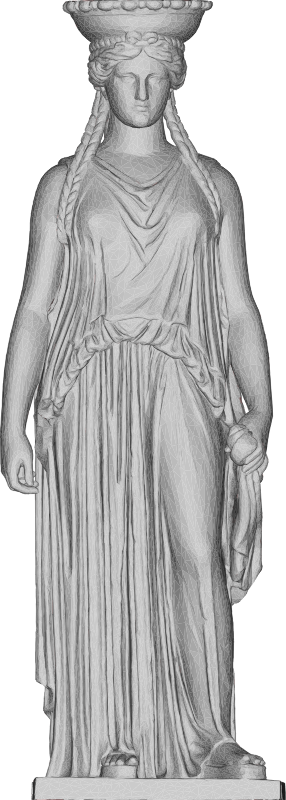 Ancient Greek Woman 3D