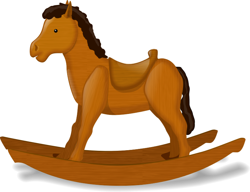 Rockinghorse ( two Versions)