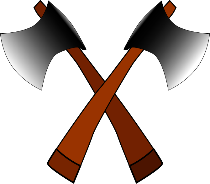 AX,AXE,Cleaver