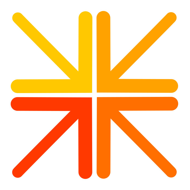 Free Culture Logo Entry Orange
