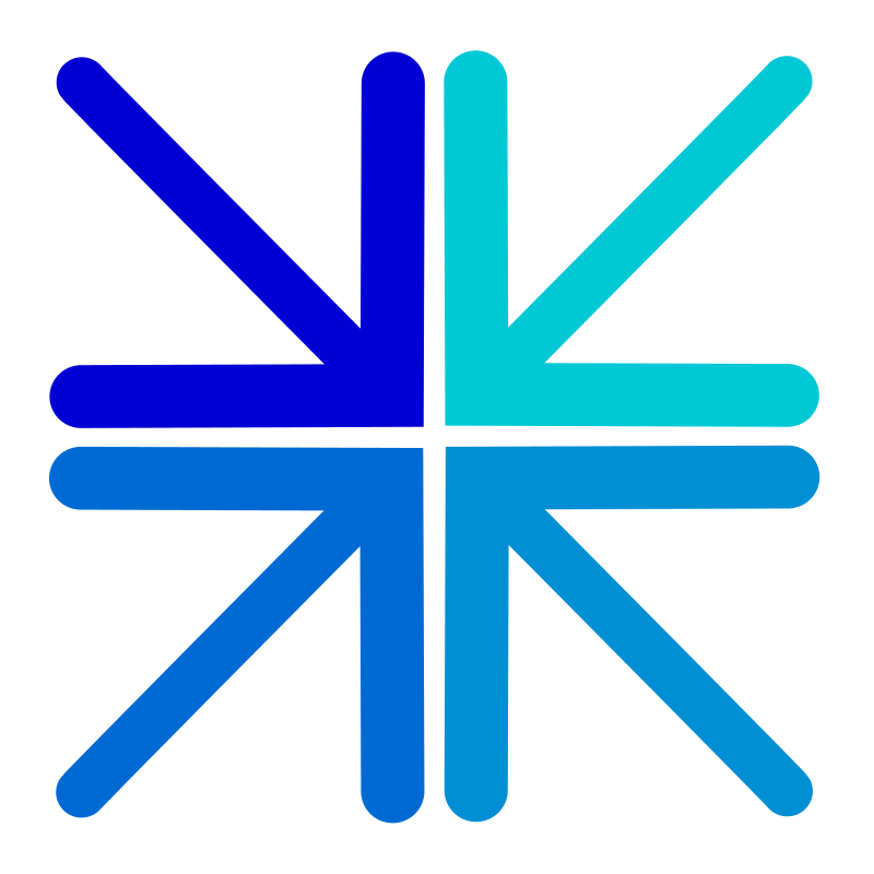 Free Culture Logo Entry Blue