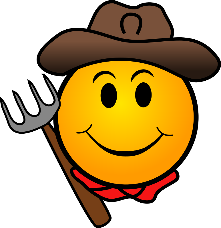 Farmer Smiley