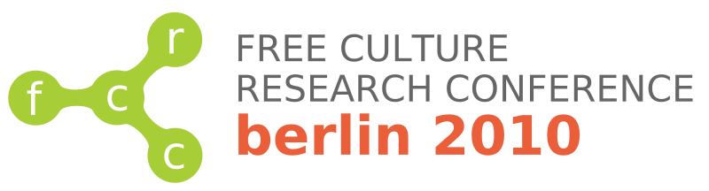 Free Culture Research Conference Logo 4.1