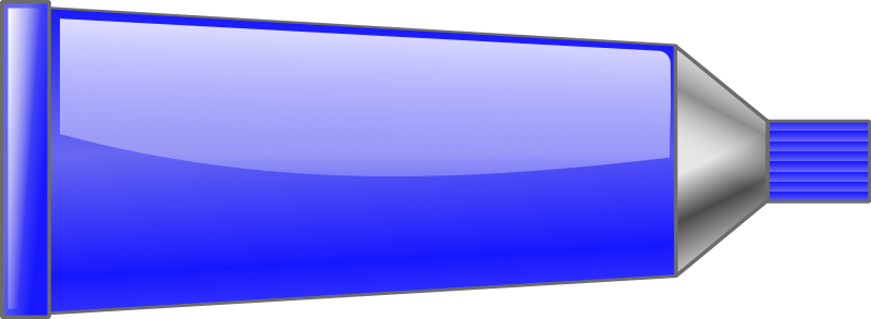 Color tube Blue