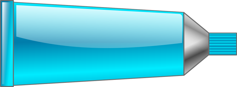 Color tube Cyan