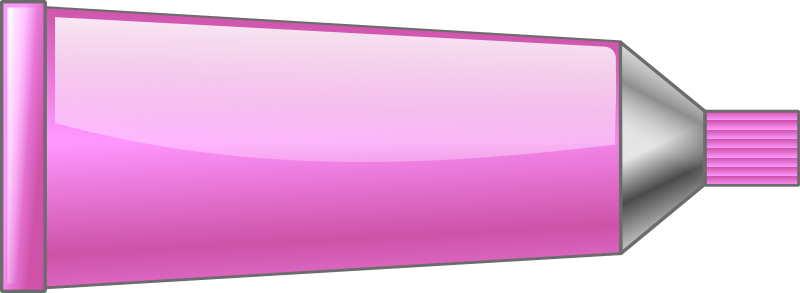 Color tube Pink