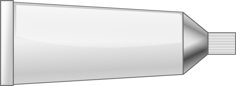 Color tube White