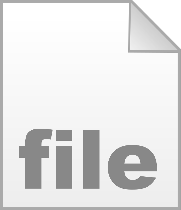 Empty unix file