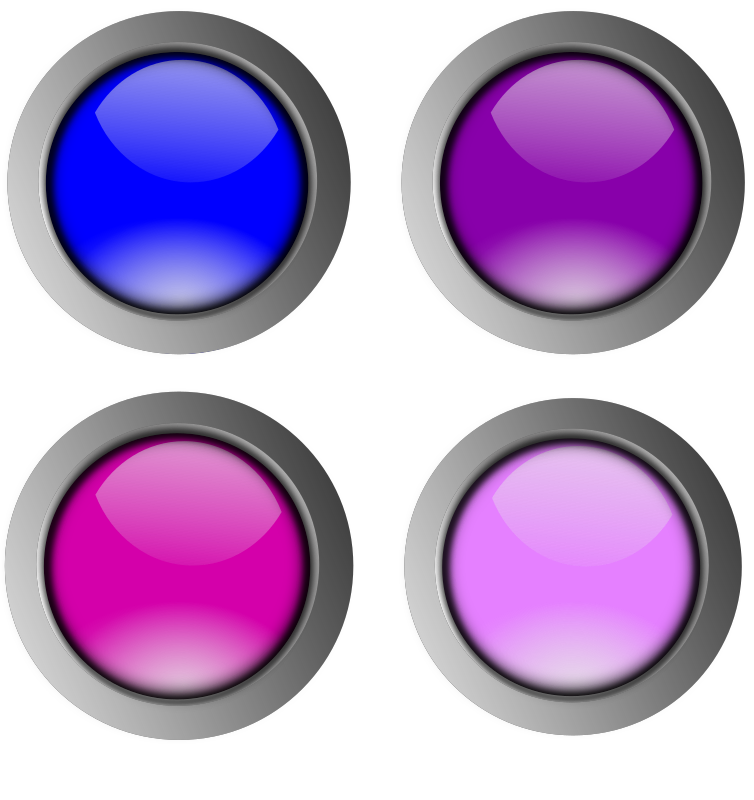 Round buttons 1