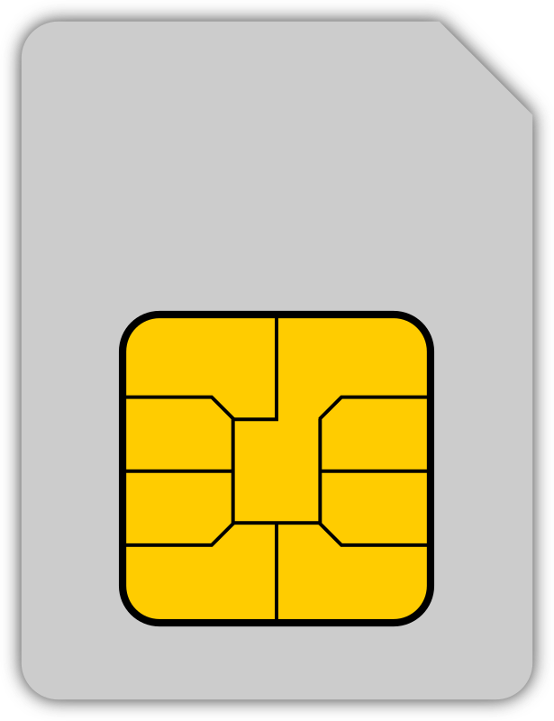 Sim Card - Mobile Phone