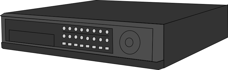 Digital Video Recorder 16 Channels