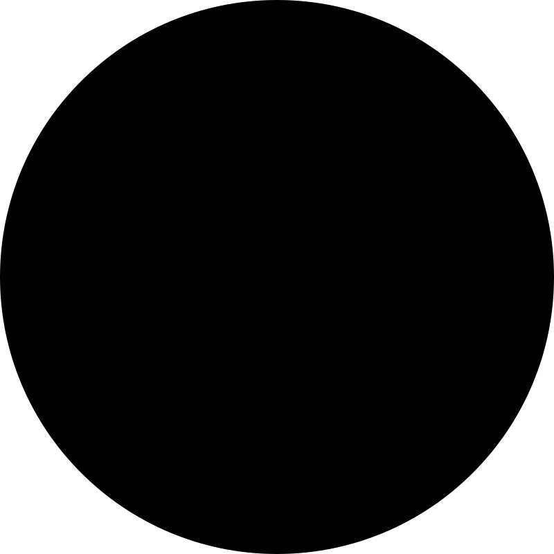 Electronic Circuit Node Symbol