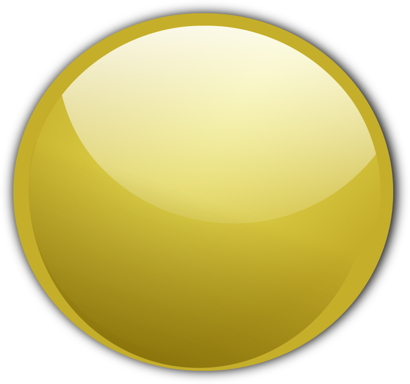 Gold Button 008