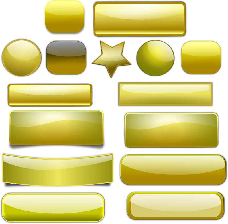 Golden Buttons