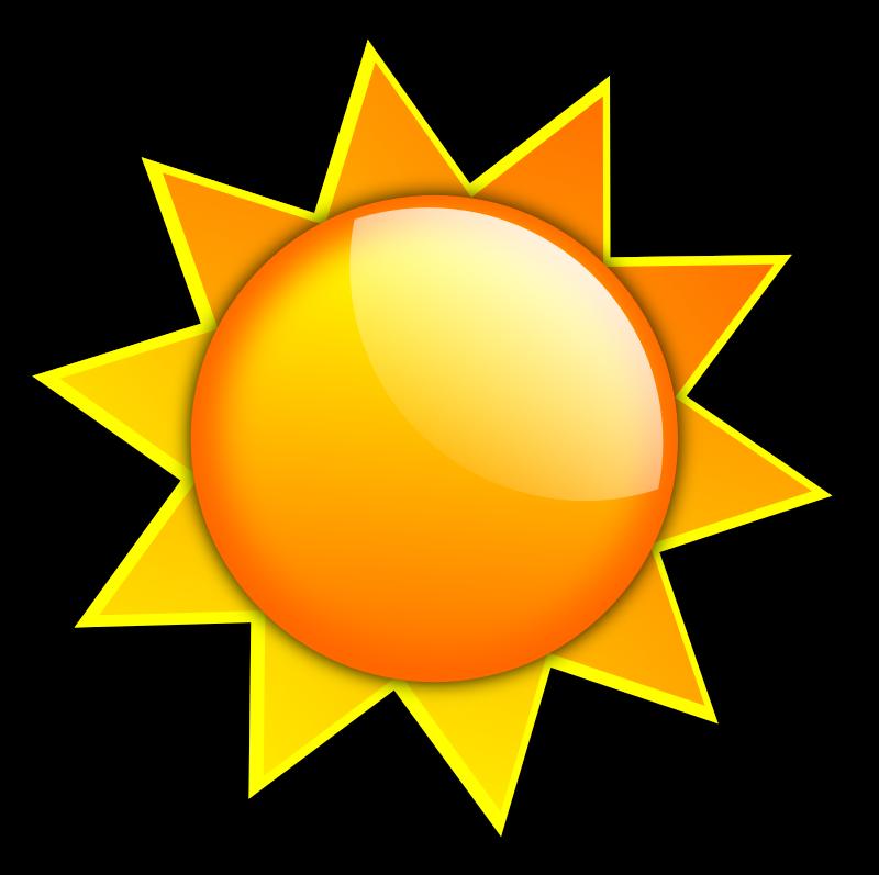 Best Sun Shining Clipart #13 - Clipartion.com