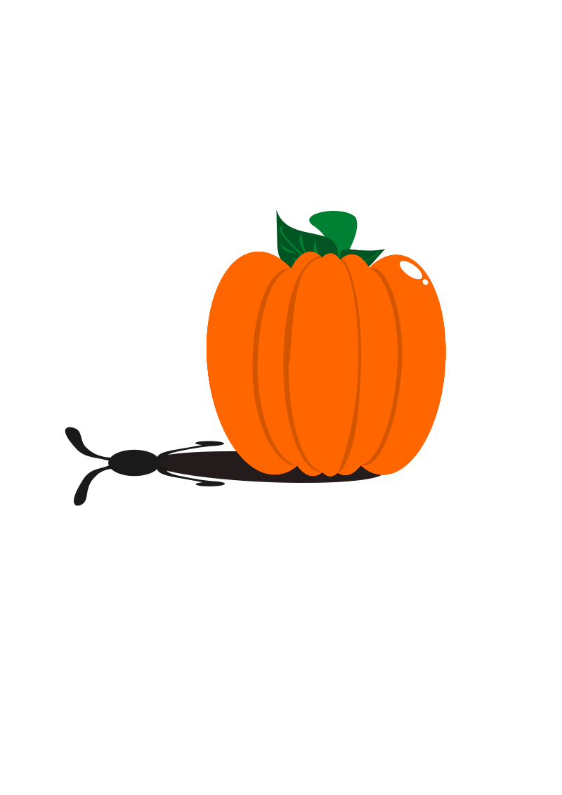 rabbit pumpkin