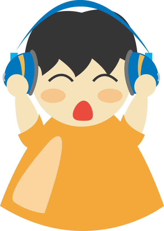 Boy with headphone2