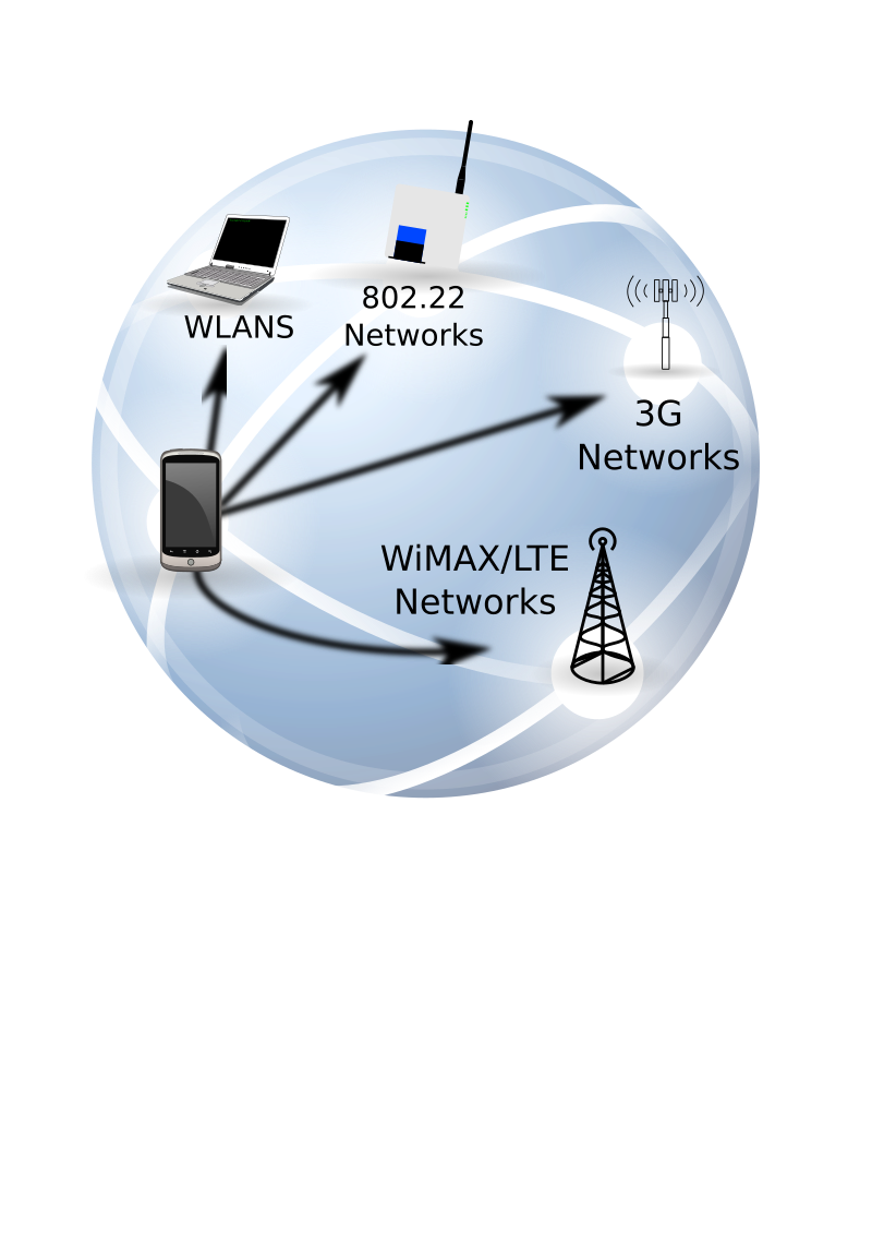 Heterogeneous Wireless Network