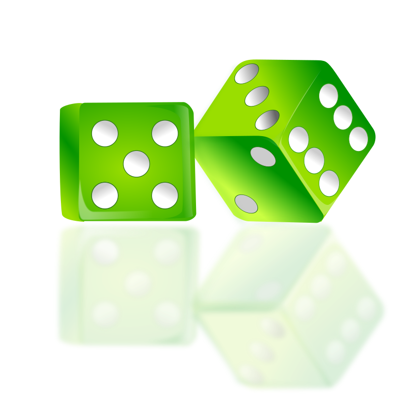 Dice Icon by netalloy