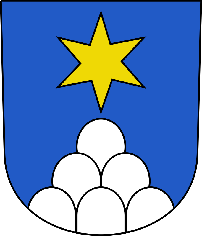Sternenberg - Coat of arms by wipp - Coat of arms of Sternenberg, Zürich, Switzerland